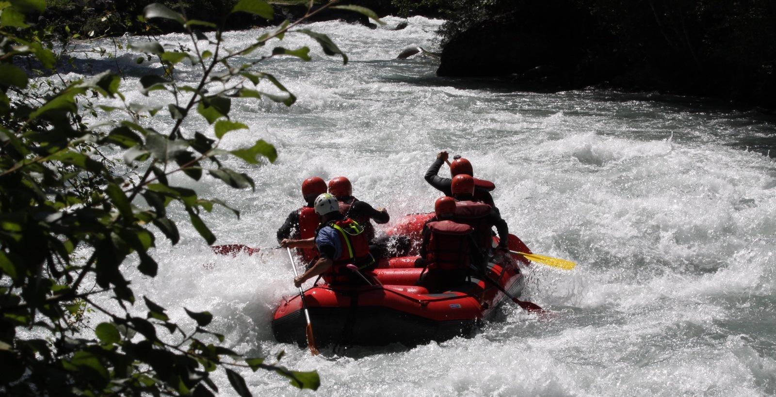 location-chalet-la-plagne-rafting